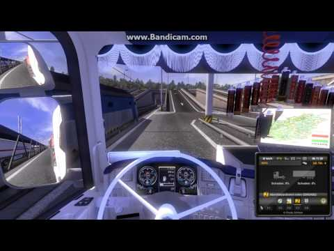 Scania 143 Turbo and Horn Sound