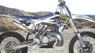 7. Project Pro X Husqvarna TC 250 2 Stroke - Dirt Bike Magazine