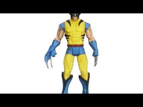 Video View the latest tube of Warrior Claw Wolverine Action Figure