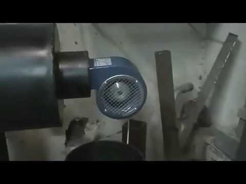 Печь на дровах и отработке своими руками