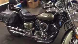 5. 2005 Yamaha v star 1100