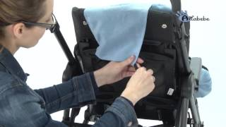 Altabebe Summer Footmuff for Stroller AL2450L – Instruction Video