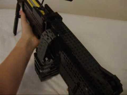 Lego M249 PARA (working)