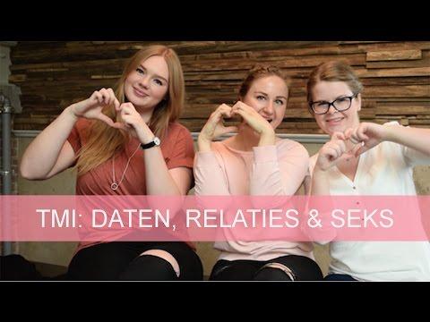TMI: Daten, relaties & seks | GirlsceneNL