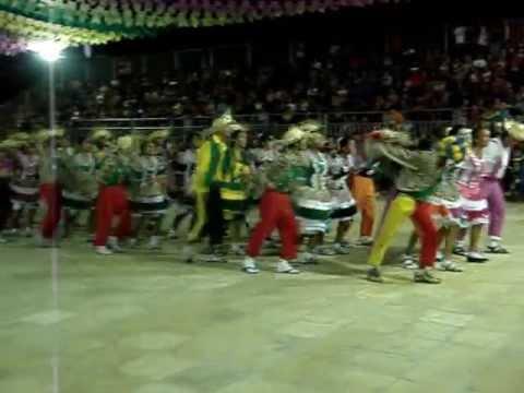 Tradição Junina de São Bento do Trairi - RN -  Apresentação em São Bento do Trairi Ano de 2008