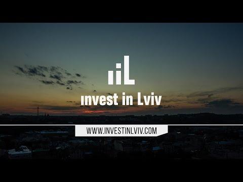 Видео-презентация Львова для инвесторов - Центр транспортных стратегий