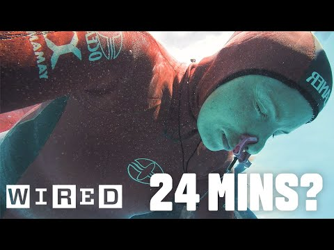 Learn How To Hold Your Breath Like a Freediver