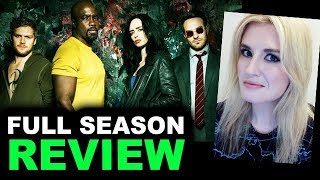 The Defenders Season 1 REVIEW by Beyond The Trailer