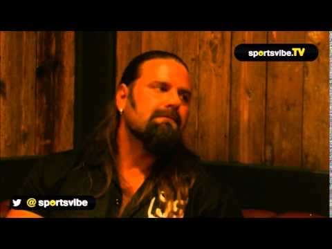 TNA's James Storm On Playing The Heel, The Six-Sided Ring And Fighting Kurt Angle