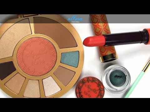 Tarte Aqualillies Collection: Live Swatches & Review