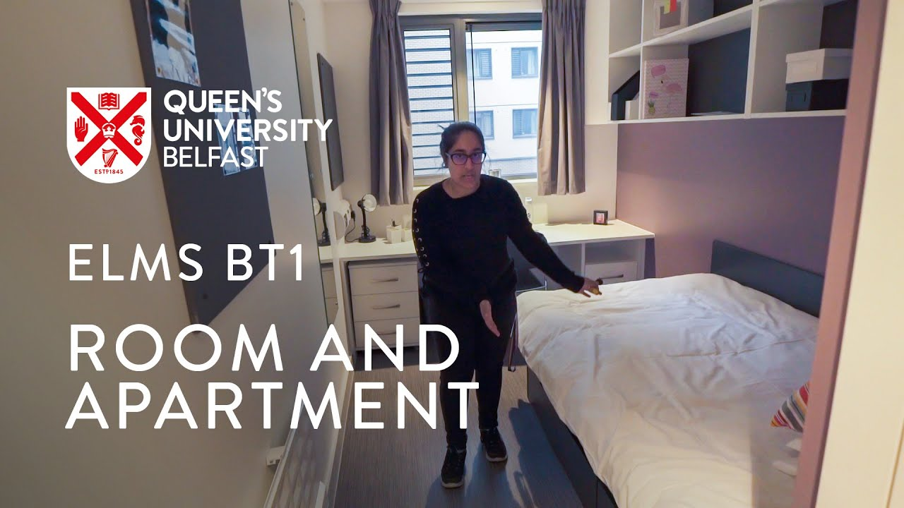 Video Thumbnail: En-suite bedroom I Elms BT1 and 2