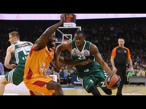 Highlights: Zalgiris Kaunas-Galatasaray