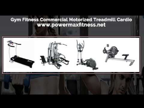 Equipment Gym Fitness Commercial Motorized Treadmill Cardio Manufacturer, Supplier, Traders in India