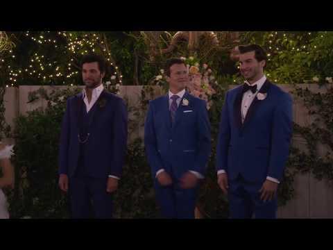 Fuller House (2020)- Full wedding scene