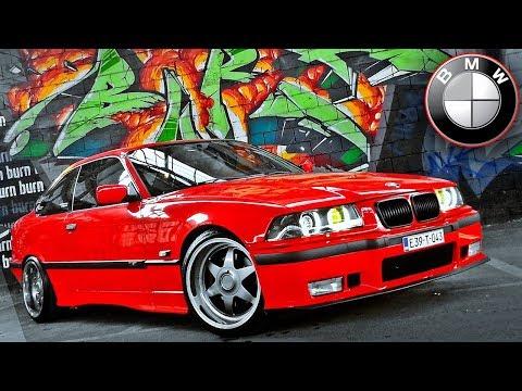 BMW E36 (3 Series) COUPE 2.0i 1994. - TEST/PREZENTACIJA VOZILA