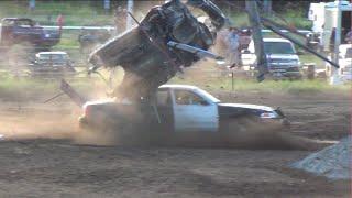 Chehalis (WA) United States  City new picture : American Thunder Thrill Show Car Stunt @ Chehalis,Wa. 2016