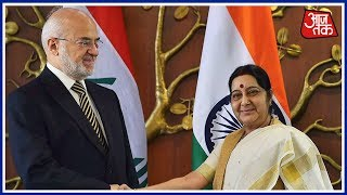External Affairs Minister Sushma Swaraj is expected to make a statement on the issue of 39 missing Indian citizens in Iraq at 5 pm ...