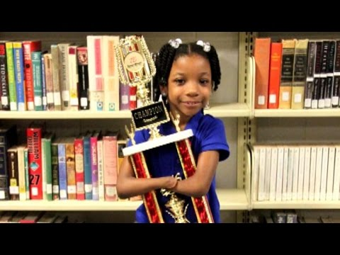 Handless Seven Year-Old Girl Wins the American Handwriting Competition