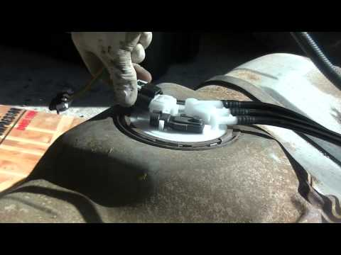 Replacing A Fuel Pump [1998 Chevy Cavalier / Pontiac Sunfire] Part 2