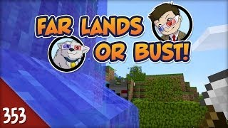 Minecraft Far Lands or Bust - #353 - Driver Chicago