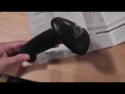REVIEW: Inateck 2.4GHZ Wireless Laser Barcode Scanner