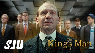 Talkin 'The King's Man' Trailer! | SJU by Clevver Movies
