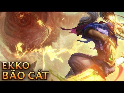 Ekko Bão Cát