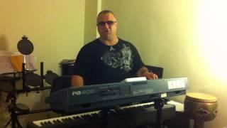 Afshin Singing Medad Rangi(EBI) Music By: Allen
