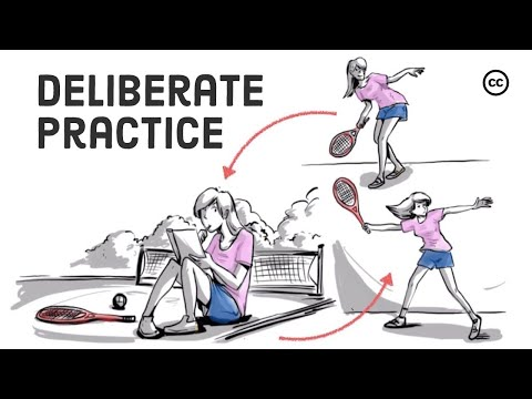 Deliberate Practice: Achieve Mastery in Anything