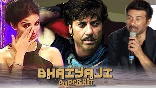 Sunny Deol REACTS On Sunny Leone Rejected For Bhaiyyaji Superhit Item Song ☞  Check All Bollywood Latest Update on our Channel & Subscribe  - http://bit.ly/SubscribeMoviezAdda ☞  Follow us on Twitter http://goo.gl/Z4wno5☞  Like us on Facebook https://goo.gl/8Kvkhr☞  Circle us on G+ https://plus.google.com/118018009657043521720☞  Follow us on Instagram http://goo.gl/gSysfH