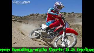 5. The Hot News! 2018 Honda CRF 125F Review