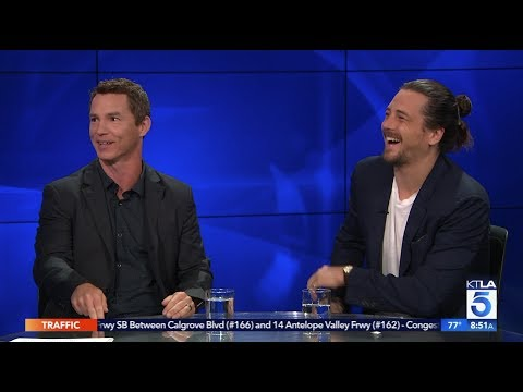 "Shawn Hatosy & Ben Robson Spill on TNT's ""Animal Kingdom"""