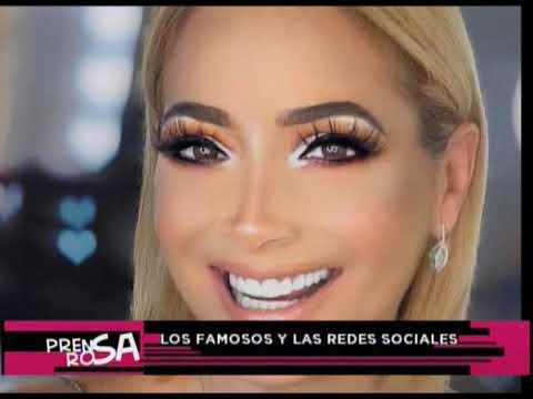 Los famosos y las redes sociales