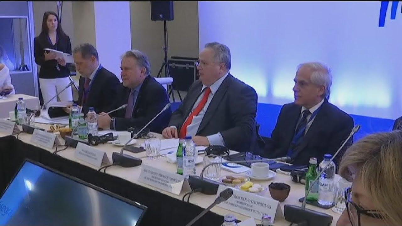Ν. Κοτζιάς: Ανάγκη να εργαστούμε για μία νέα αιτιολόγηση της ΕΕ