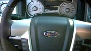 Bourgeois Motors 2010 Ford F150 Platinum Edition Midland Ontario Canada