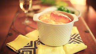 Como fazer suflê de queijo