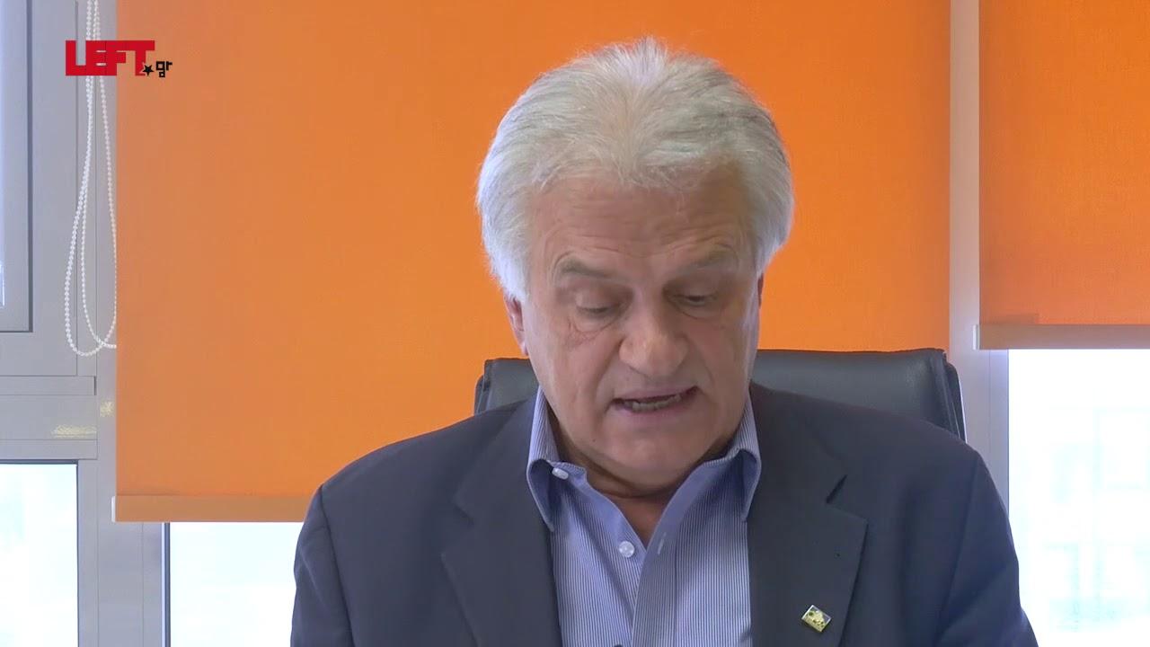 Γιάννης Σταθόπουλος, δήμαρχος Αγίας Παρασκευής