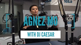 Video Agnez Mo Tells DJ Caesar How Her Collaboration 'Overdose' With Chris Brown Came About MP3, 3GP, MP4, WEBM, AVI, FLV November 2018