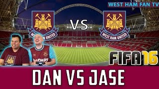 @TheLawless and @PunchBagJase go head to head on Fifa 16 both as West Ham West Ham Fan TV, The ultimate Fan Channel by West Ham fans, for West Ham Fans Follo...