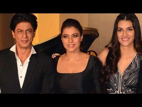 Kriti Sanon: Shah Rukh Khan And Kajol Create Magic