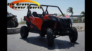 5. 2019 CAN-AM MAVERICK SPORT DPS 1000R CAN-AM RED