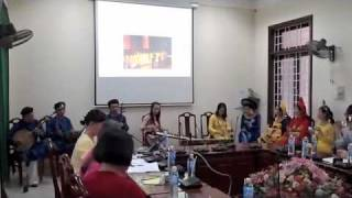 Vietnamese Music Hue University 6