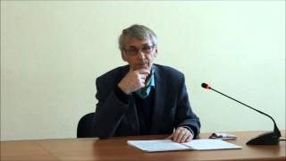 Лекция 4 — Рациональный спор — Никифоров А.Л. — видео