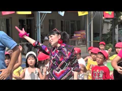 サンテレビ『スマイルパワーTV』池島保育園編 青木美香子