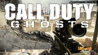 Call Of Duty: Ghosts Sniper Gameplay (COD Ghosts Quickscoping Gameplay)