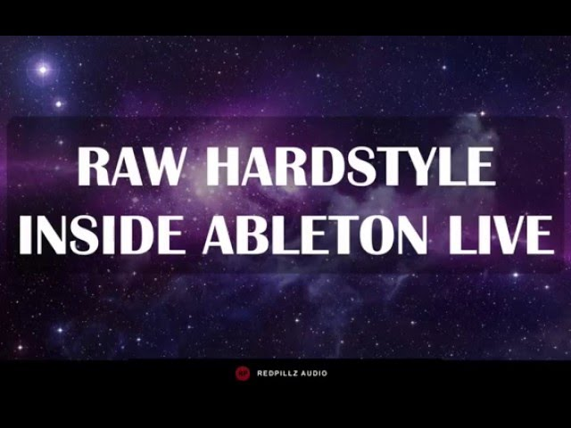 FREE RAW Hardstyle Elements Ableton Live