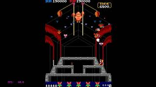 Donkey Kong 3 (Arcade Emulated / M.A.M.E.) by Pearl