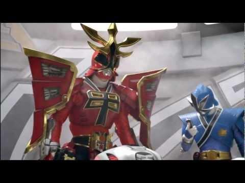 Video Power Rangers Super Samurai - Samurai Forever - Final Battle against Master Xandred download in MP3, 3GP, MP4, WEBM, AVI, FLV January 2017