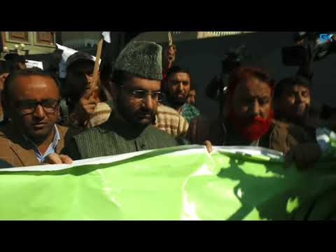 Shopian killings: Kashmir turned into a police state, says Mirwaiz
