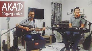 Akad - Payung Teduh (Cover by Danis & Graha)